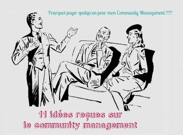 Pourquoi payer un community manager ?