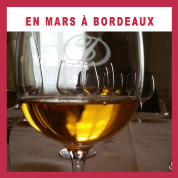 En mars à Bordeaux