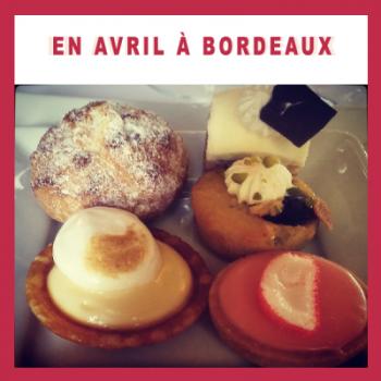 En avril à Bordeaux