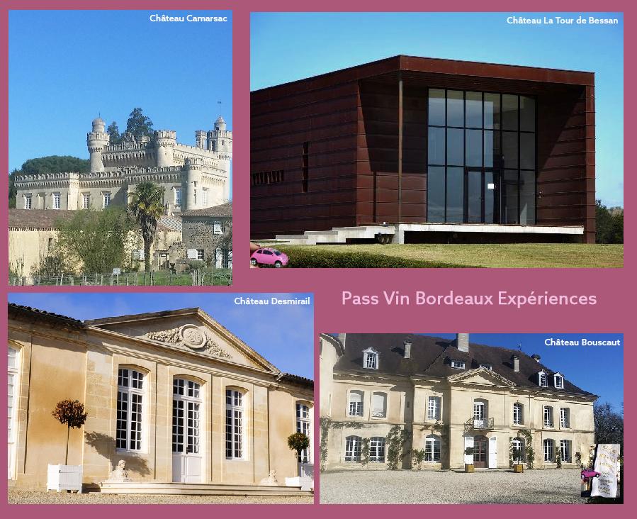 Le Pass-Vin Bordeaux expériences