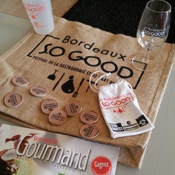 Bordeaux So Good 2015 #BSG2015