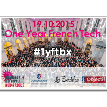Soirée One Year French Tech