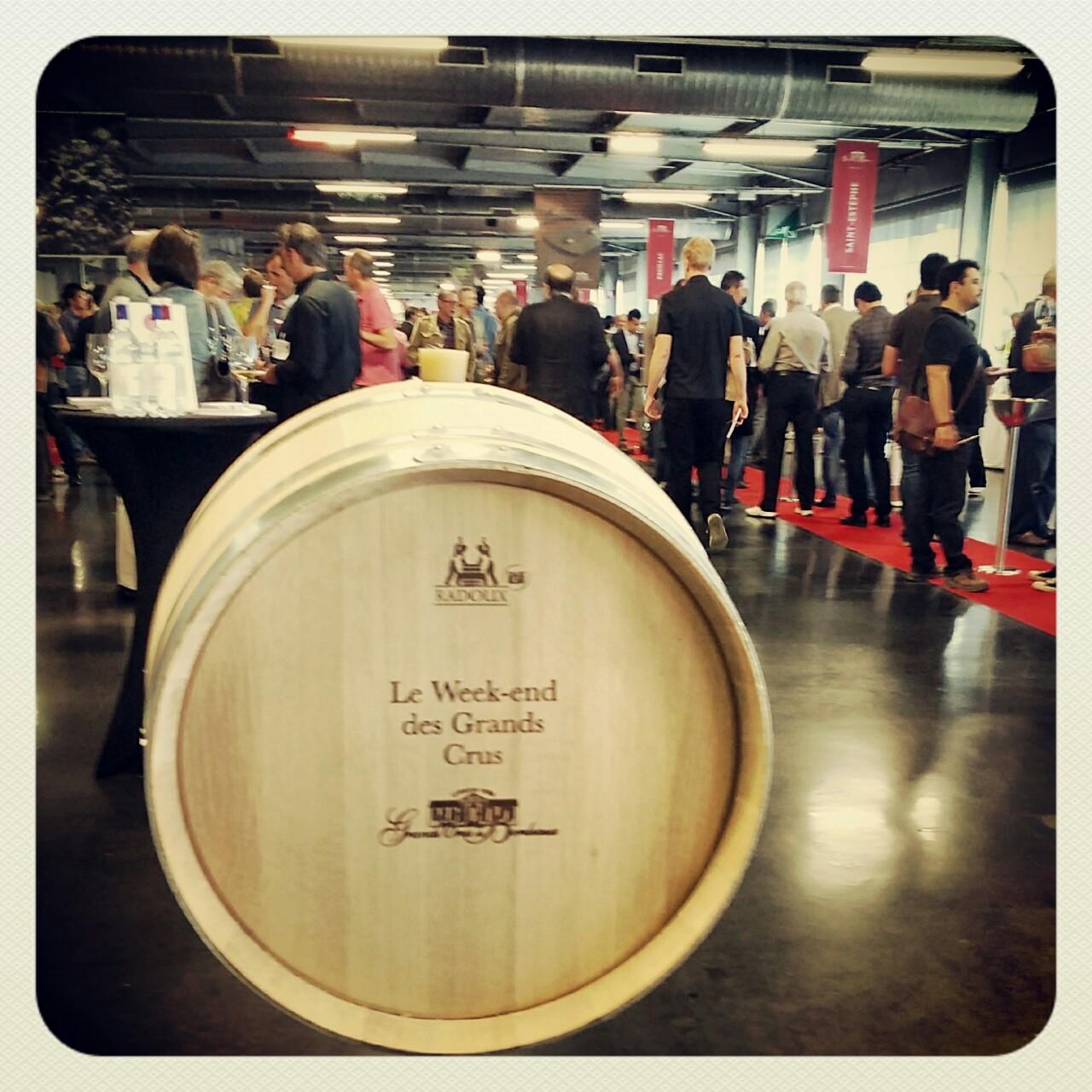 Week-end des Grands Crus à Bordeaux