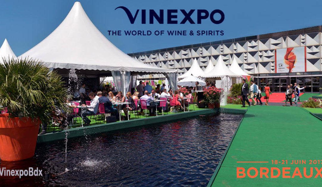 Vinexpo ! Les conférences & ateliers : innovation et numérique