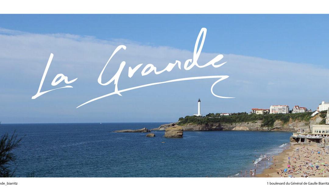 «La Grande» nouvel espace attendu dès juillet 2019 à Biarritz